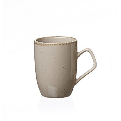 Flirt by R&B 58796 Kaffeebecher 'Casa grau' (1 Stück)