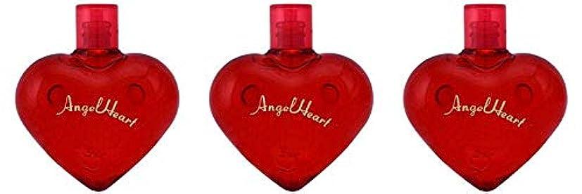 可動バッジ食堂◆アウトレット【Angel Heart】ミニチュア香水3個セット◆エンジェルハートEDT 10mlX3個(ミニ)◆