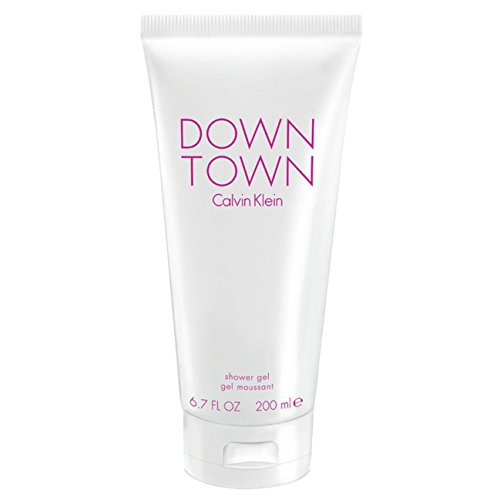 Calvin Klein Downtown femme/woman, Shower Gel, 1er Pack (1 x 200 ml)