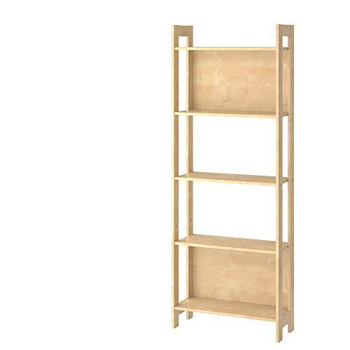 IKEA LAIVA Regal Birkenachbildung; (62x165cm)