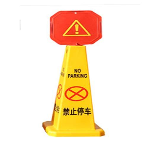 MDBYMX Señal de Advertencia Señal de Stop - Advertencia de Carro/veh