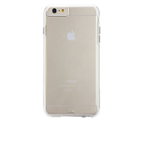 Case-Mate iPhone 6 Case - NAKED TOUGH - Clear - Slim...