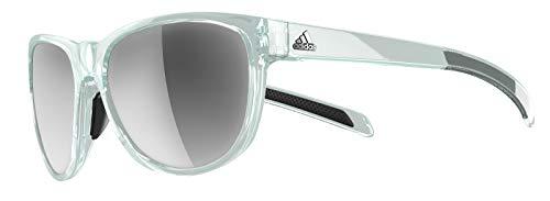 adidas Unisex A425-6067 Sonnenbrille, Verde Hielo, 57/16/140