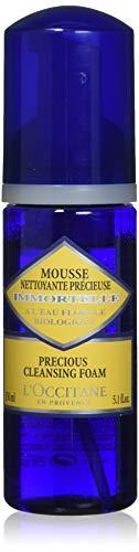L'Occitane Immortelle Precious Cleansing Foam, 5.1 Fl Oz