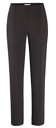 Stehmann INA 740 The Orginal Stretchhose Pull-on Hose - Neue Collection (42, Schwarz)