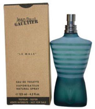 Men Jean Paul Gaultier Le Male EDT Spray (Tester) 4.2 oz 1 pcs sku# 1742810MA