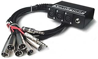 hosa cable little bro 6x2 audio snake