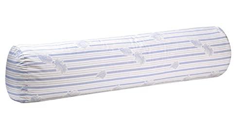 Polochon Plumas auténticas para cama de 160 pulgadas, color blanco sueño Confort blando