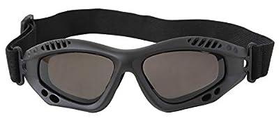 Rothco Ventec Tactical Goggles, Black