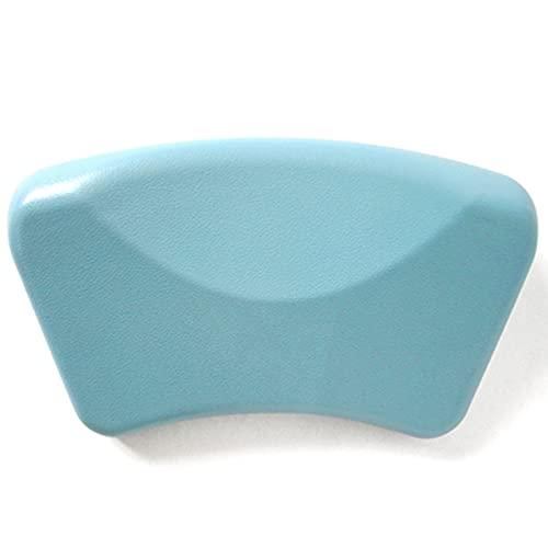 편안한 욕조 목욕 베개 - 목욕이나 샤워를위한 감아와 머리 받침대 지원 - 어깨와 뒷면 지원 휴식 2 비 슬립 강한 흡입 컵 A5