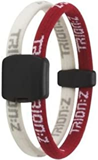 Dual Loop Magnetic Wristband Bracelet. Choose Size and Color