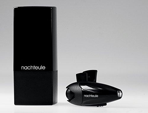 nachteule - Black Edition (Limitierte Auflage) Leselampe/Leselicht