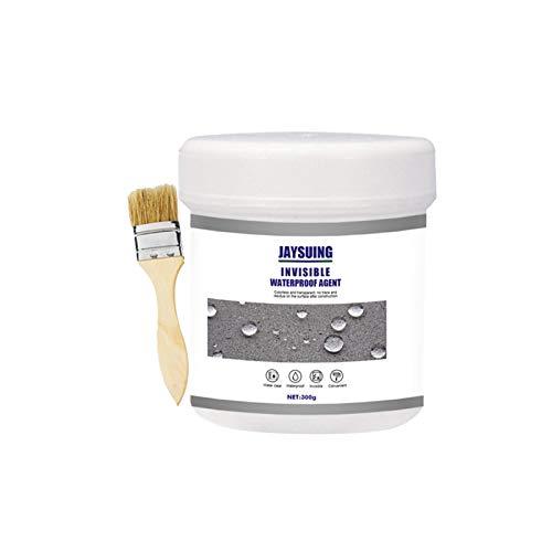 Agente impermeable en aerosol sellador antifugas para inodoros, agente impermeable invisible en aerosol de unión súper fuerte Reparación de fugas para pisos de baldosas de cerámica, 30/100/300 ml