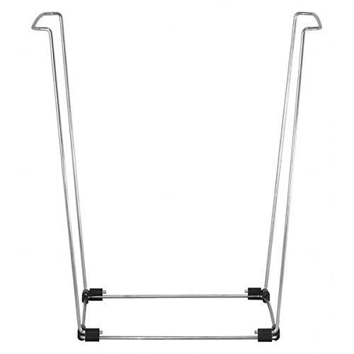 Portable Bag Holder, Steel, 16' L x 14' W