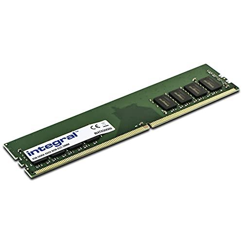 Integral 8GO DDR4 RAM 2400MHz SDRAM Mémoire pour PC de bureau / ordinateur PC4-19200 Green