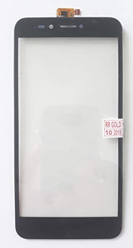 ABshara Touch Screen Digitizer for Micromax Selfie 2 Q4311, Black