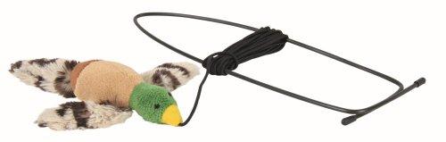 Trixie Fliegender Vogel Catnip Toy, 13x 175cm Größe