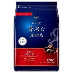 AGF マキシム レギュラー・コーヒー ちょっと贅沢な珈琲店 モカ・ブレンド320g袋×12袋入×(2ケース)