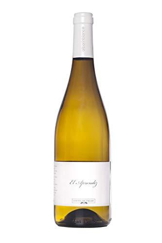Vino Blanco - Leyenda del Páramo - El Aprendiz - Vino Premiado - Caja de 12 botellas de 75 cl. - Envio en caja protectora de alta resistencia para un transporte 100% seguro