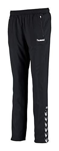hummel Damen Auth Charge Micro Pant, Black, XS