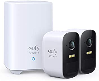 Eufy Security EufyCam 2C Pro 2-Cam Kit Wireless Security System