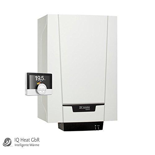 Remeha TZERRA 28 C eTwist Gas-Brennwerttherme Kombi WW Heiztherme 7649473