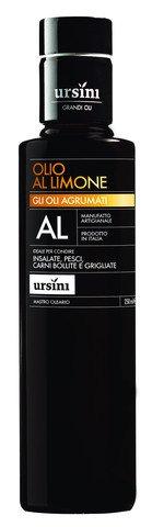 Ursini Olio agrumato al Limone / Extra natives Olivenöl mit Zitrone 250 ml.