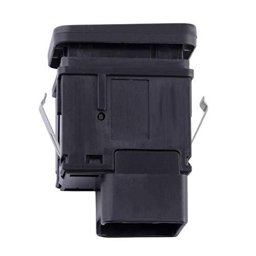 HOWEHORC para VW, para Passat B6 C6 3C2 3C53C0927225 Interruptor de estacionamiento de Freno de Mano electrónico de Coche Botón de Freno Interruptor de Freno de Mano EPB