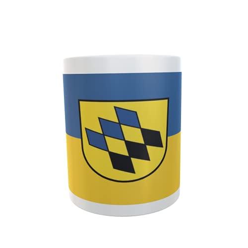 U24 Tasse Kaffeebecher Mug Cup Flagge Kernen im Remstal