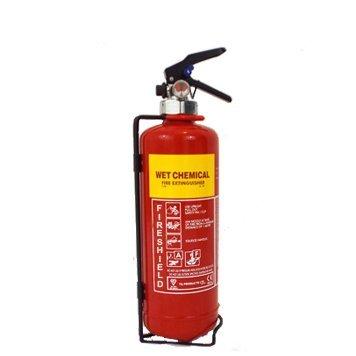 FireShield 2Ltr Wet Chemical Fire Extinguisher