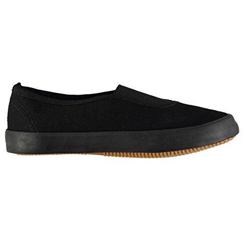 Slazenger Unisex kinderen BTS zuigelingen Canvas schoenen Trainers