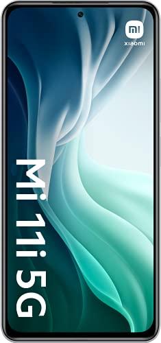 Xiaomi Mi 11i 5G - Smartphone 6.67'' (WiFi, Bluetooth 4.0, Qualcomm Snapdragon 888 2.84GHz, 128 GB de memoria interna, 8 GB de RAM, cámara de 108 MP), Blanco [Versión ES/PT]