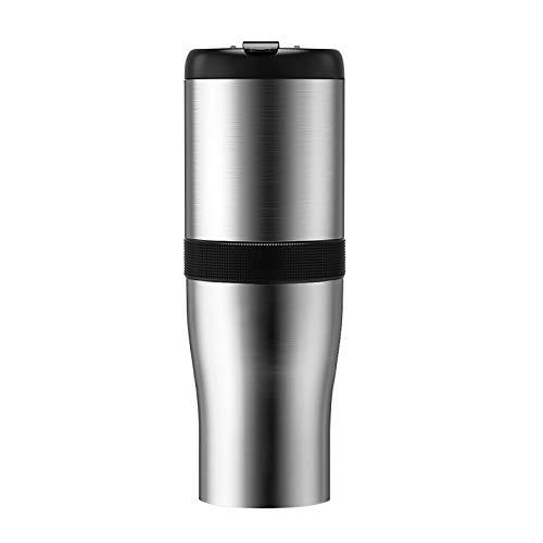 LiChaoWen Molinillos de Especias de café eléctricos Máquina De Café Portátil Molending...