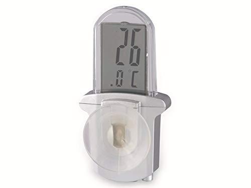 Thermomètre extérieur avec ventouses Grundig.