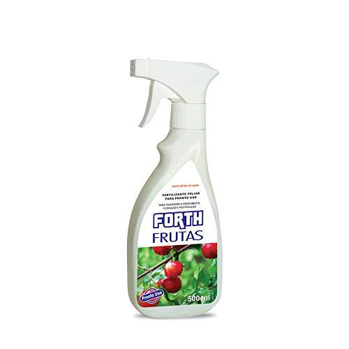Fertilizante Adubo Forth Frutas Liquidos PU 500 Ml- Frasco