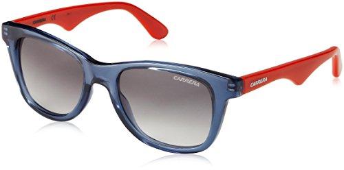 Carrera Junior CARRERINO 10 JJ DDY Gafas de sol, Azul (Transp. Blue Coral/Grey Shaded), 46 Unisex-Niño