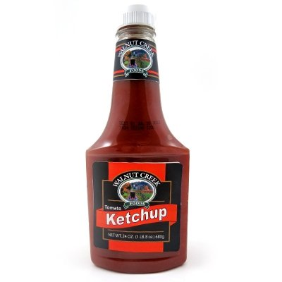 Walnut Creek Amish Foods 24 Max 76% OFF Miami Mall Ketchup oz