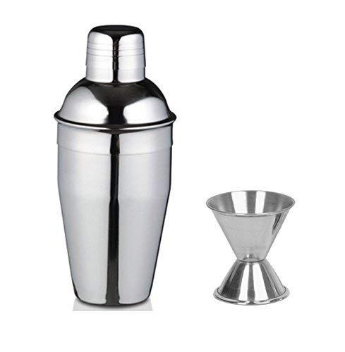 Xylsto 2 Piezas Bastidor De Tubos (Grande) - Delux Cocktail Shaker Y Medida Peg | Bar-Act-023