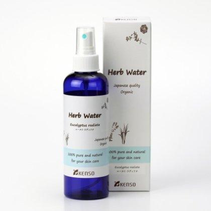 ユーカリ・ラディアタ ウォーター KENSO無農薬有機栽培ハーブウォーターフローラルウォーター(芳香蒸留水)