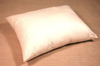 half Curvy Pillow Twin Size Bed Kapok Limited time cheap sale Natural