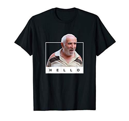 Halo | Hello | Hello Taksim | Merhaba Taksim | Taksim Dayi T-Shirt