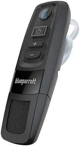 BlueParrott C300-XT Cuffie Bluetooth, Cuffie Wireless Compatte con 80% di Cancellazione del Rumore, Raggio d`Azione Esteso, Nere