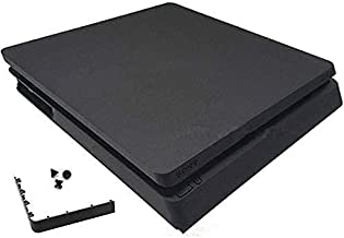 $35 » New Top Upper & Bottom Cover Full Housing Shell Case Cover for Playstation 4 PS4 Slim Console Black