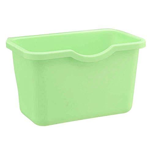 Sulifor Hängende Müllsack-Aufbewahrungsbox für die Küche, umweltfreundliche Küchenschranktür Müll-Ablagefach