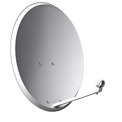 Tecatel Antena parabólica Acero Galvanizado 60 cm