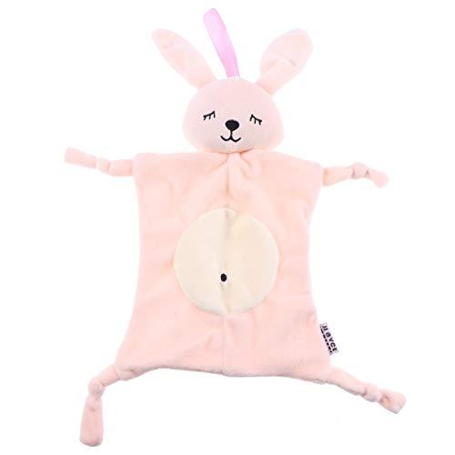 BESTOYARD Dou Dou Bebe Conejo Rosa Peluche Manta Bebe
