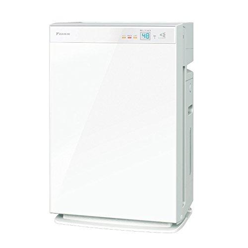 ダイキン 加湿空気清浄機 (空気清浄:~31畳/加湿:~18畳) MCK70U-W ホワイト