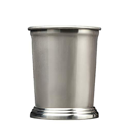 QLTY Vaso de Cerveza de Acero Inoxidable de 380 ml,Jarras de Cerveza,Copa de cóctel,Vaso de Jugo,Taza de café,Taza portátil de Acero Inoxidable para Exteriores