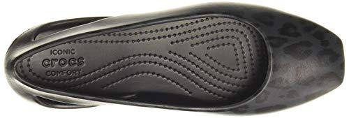crocs Women's Sloane Graphic Flat