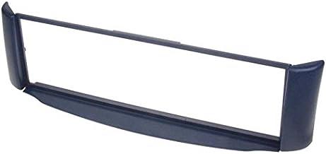 Audi OPro 32406A249–Auto Radio 1DIN para radio de Smart ForTwo BR 4501998–2007sin bandeja de metal marco de montaje Azul